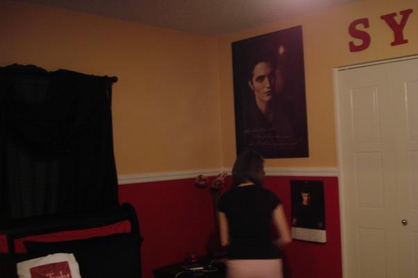 Twilight Themed Bedroom, Teen Girl Room, After  , Girls' Rooms Design