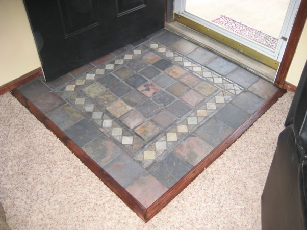 301 moved permanently for Front foyer tile designs