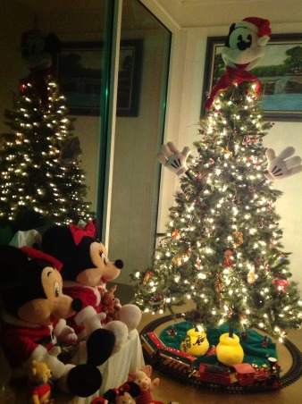 Mickey Mouse , Christmas With Mickey!, Holidays Design