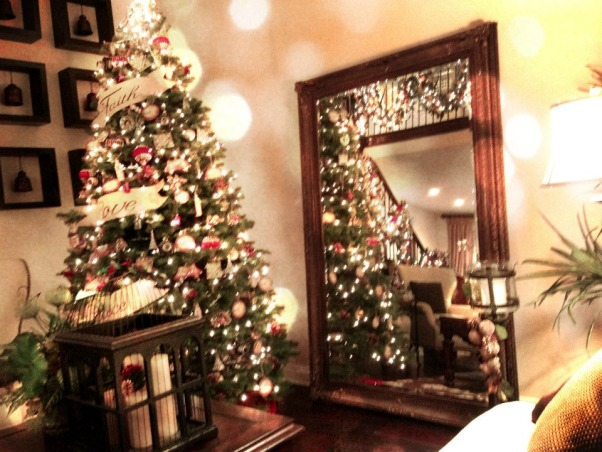 My Christmas Decorations 2012, Living Rooms Design