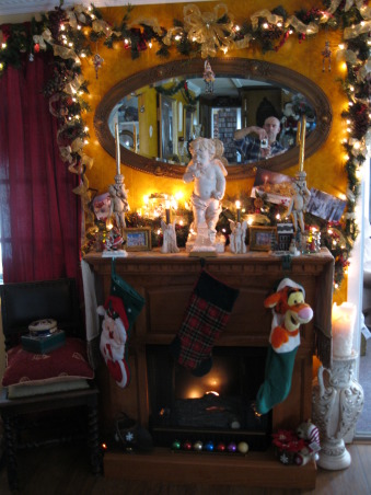 Christmas Decorations, The Hearth, Holidays Design