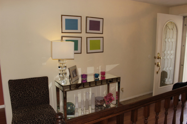 bye-bye 1980s!  , living room of a 30-year old ranch home we purchased two years ago!  , Living Rooms Design