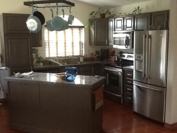 Colorado Kitchen, moved to home last year and wanted more functional kitchen, I love to cook.  This is our retirement home and we have embraced the rustic, western look for our new space., Kitchen before renovation        , Kitchens Design