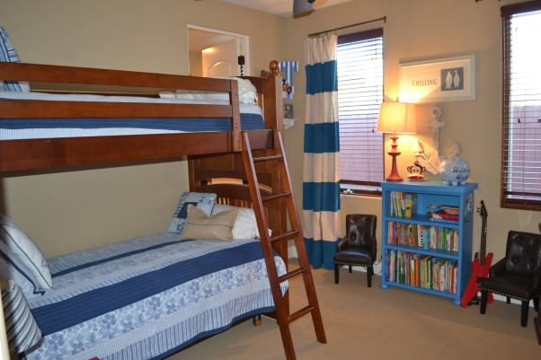 Nautical Boys Room, Boys' Rooms Design