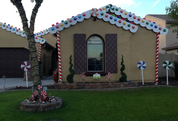 GingerBread House, We decorated our home as a Gingerbread house and just wanted to share it here., Holidays Design