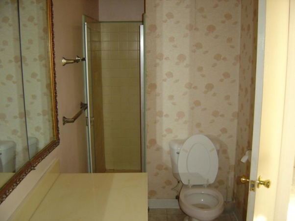 DIY-small/narrow bathroom, not complete yet, the other side is shower and toilet , Bathrooms Design