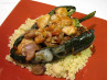 Chicken Stuffed Poblano Chiles