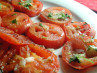 Fried Tomatoes With Garlic (Banadoora Maqliya Ma' Thoom)