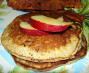 Sour Cream Apple Pancakes