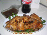 Low Fat Chicken in Coke Gravy (Kosher-Meat)