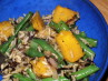 Sweet & Savory Butternut Squash and Wild Rice Sauté