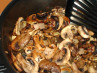 Garlic Sizzled Mushrooms
