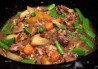Crock Pot Rustic Lamb Stew