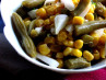 Fresh Corn and Green Bean Salad