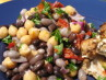Sun-Dried Tomato & Bean Salad