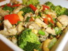 Chicken and Cashew Stir-Fry