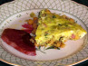 Portuguese Bean and Garlic Omelet