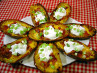 Yummy Baked Potato Skins
