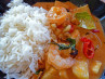 "Thai Prawn And Pineapple Curry, ""Kaeng Khua Saparot"""