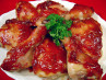 Cranberry Barbecued Chicken