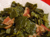 Crock Pot Collard Greens and Ham