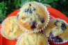 Old-Fashioned Blueberry Muffins