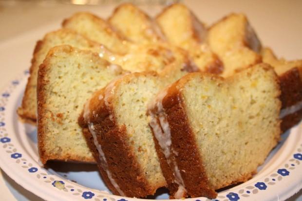Cake recipes with club soda