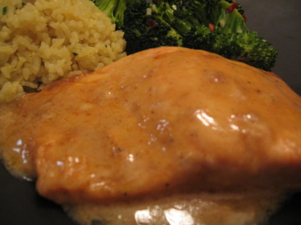 Easy salmon steak recipes