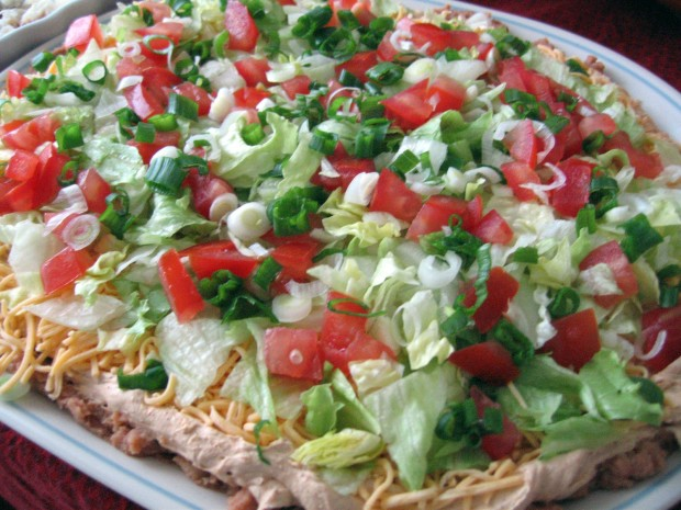 Easy taco dip recipes