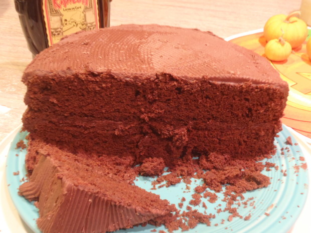 Recipe for chocolate fudge layer cake