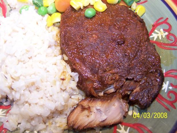Pork chop teriyaki recipes