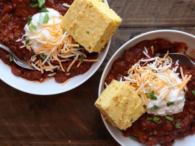 Easy venison chili recipes