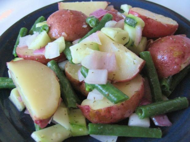 Haricots verts salad recipes