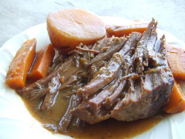 Crock pot roast easy recipes