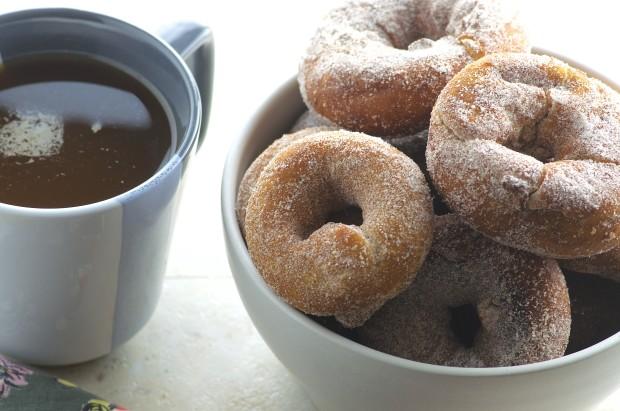 Cake doughnut recipes from scratch