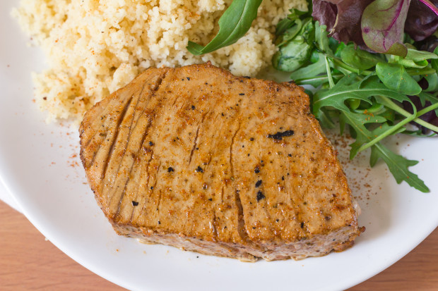 Fresh tuna steak recipes easy