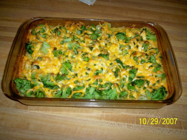 Easy chicken cheese and rice casserole recipes