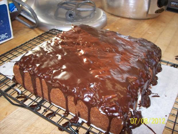 Mona cake recipe