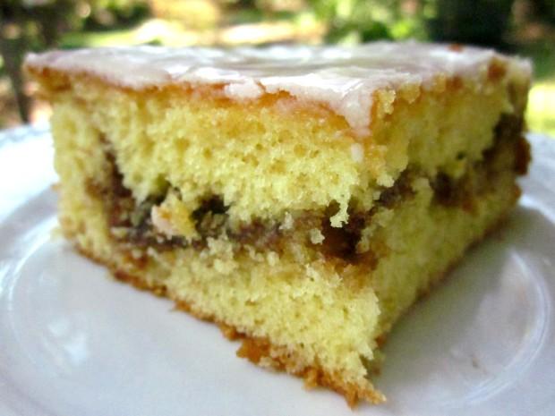 Cinnamon Pound Cake Paula Deen