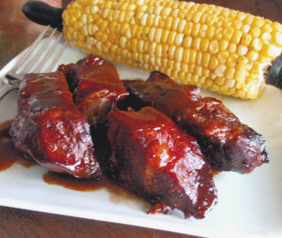 Crock pot recipes bbq pork ribs
