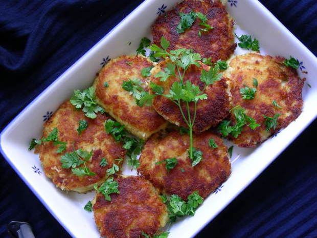 Easy cod fish cakes recipes