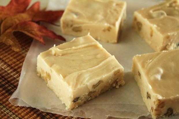Easy maple nut fudge recipes