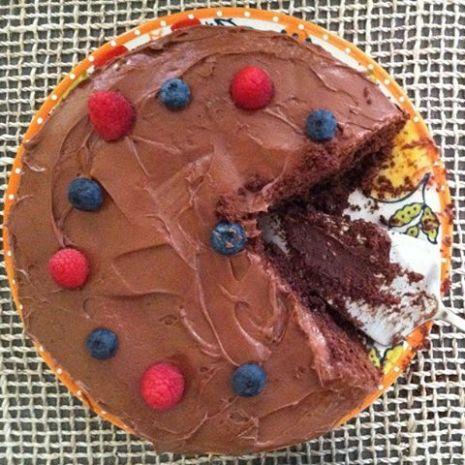 Fresh raspberry filling for cake recipe