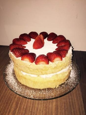 Custard recipe for cakes