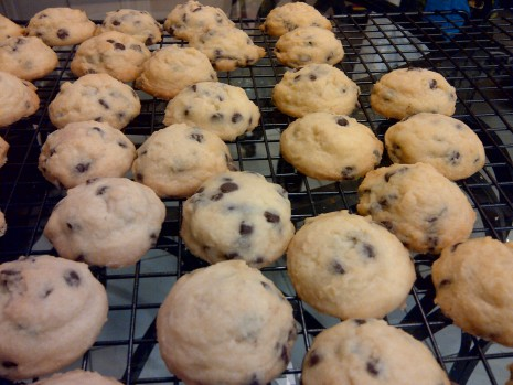 Whipped shortbread cookie recipe with cornstarch