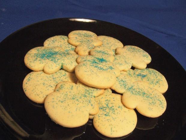 Cookie cutouts recipe