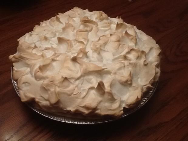 Chocolate Meringue Pie Recipe - Food.com