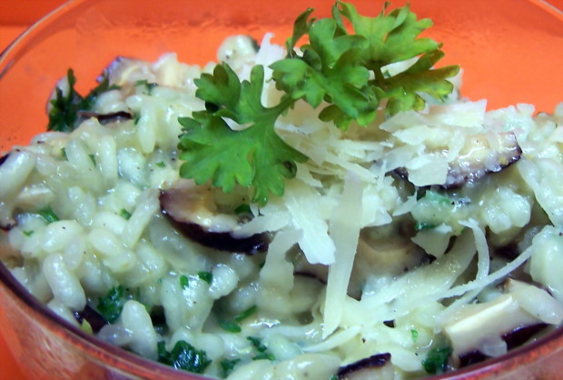 Garlic risotto recipes easy