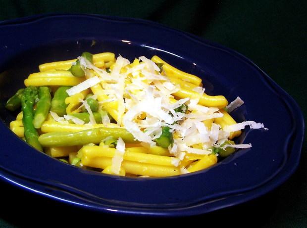 Saffron sauce recipe for pasta