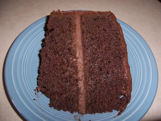 Easy moist chocolate cake recipe australia